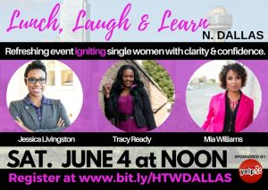 Dallas LunchLaughLearn 5
